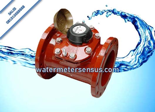 Flow meter Sensus Wp-Dynamic DN250 – Jual Flow meter 5inch Sensus Wp-Dynamic – Water meter Air panas Sensus Wp-Dynamic