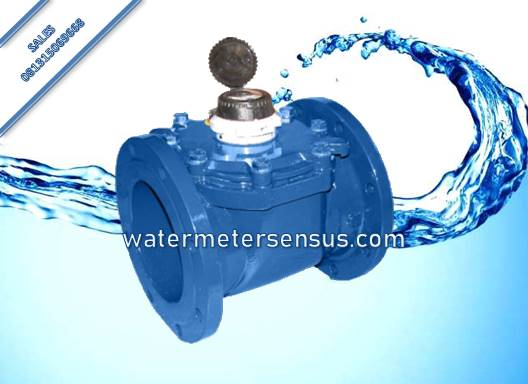 Water meter sensus 16 inch – flow meter sensus 16 inch – distributor water meter sensus DN400 – Water meter sensus wp dynamic 16 inch