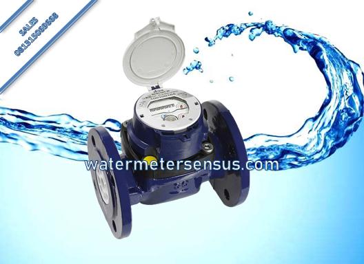 Jual Water meter Sensus Meistream DN100 – Water meter Sensus Air bersih 4 inch – Cold Water meter – Distributor Water meter Sensus