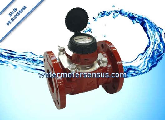 Hot Water meter Sensus WP-Dyanamic 4inch – Jual Water meter Sensus WP-Dynamic DN100 – Water meter Sensus wp-Dynamic Air panas DN100mm – Distributor Water meter Sensus