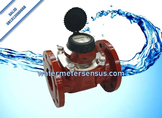 jual water meter air panas – water meter air panas sensus 4 inch – hot water meter air panas 4 inch – senus hot water 100mm
