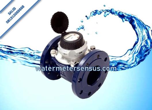 Water meter 6inch Sensus Wp-Dynamic – Jual Water meter DN150 Sensus Wp-Dynamic – Water meter Air panas – Distributor Water meter Sensus