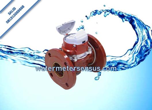 water meter sensus hot water 2 inch- hot water sensus 50mm – water meter air panas DN50 Sensus
