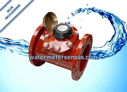 water meter sensus hot water 200mm- sensus water meter 8 inch – water meter sensus DN200 air panas