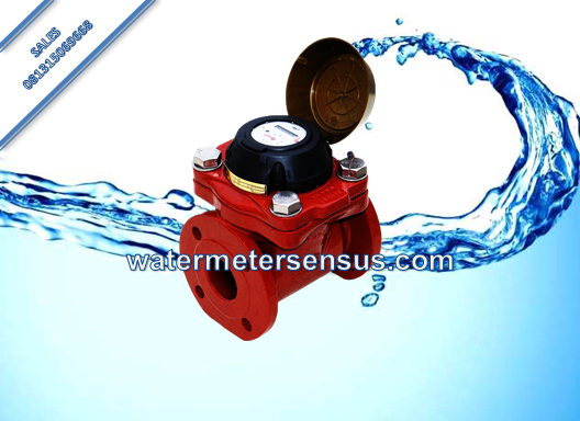 Water Meter Sensus WP QF Hot Water 2 Inch DN50