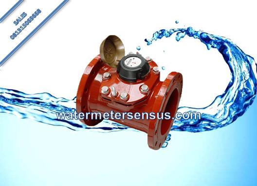 Water Meter Sensus WP QF Air Panas 130° DN300 (12 Inch)