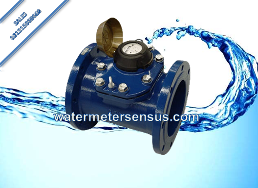 Water Meter Sensus WP QF Air Dingin 40°  DN200 (8 Inch)