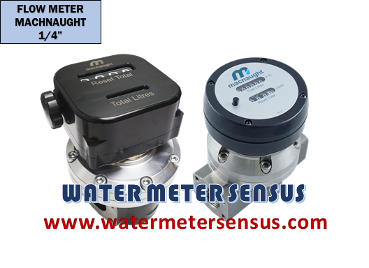 FLOW METER MACNAUGHT M-SERIES ¼ INCH