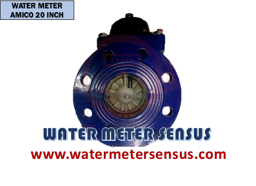 WATER METER AMICO 20 Inch (500mm)
