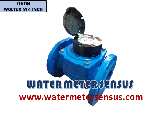 WATER METER ITRON 4 INCH (ITRON WOLTEX DN100)