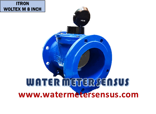 WATER METER ITRON 8 INCH  – WATER METER ITRON WOLTEX DN200