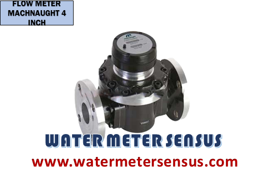FLOW METER MACNAUGHT M-SERIES 4″ DN100 – Positive Displacement Flow Meter