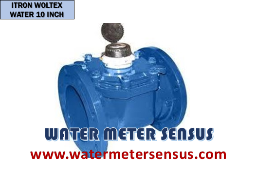 Flow meter Air dingin Itron Woltex M 250mm – Jual flow meter Itron Air dingin Woltex M 10″ – Flow meter Air dingin 250mm