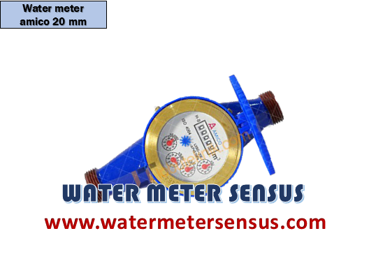 Water Meter Amico DN20 (¾ INCH)