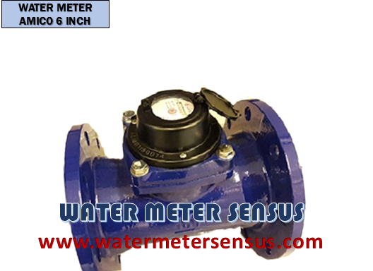 WATER METER AMICO 6 Inch (150 MM)