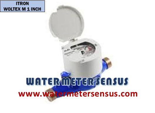 FLOW METER ITRON 1 INCH – WATER METER ITRON 1″ MULTIMAG