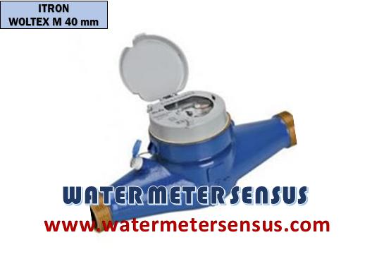 FLOW METER ITRON Multimag 1½ INCH (40 mm)