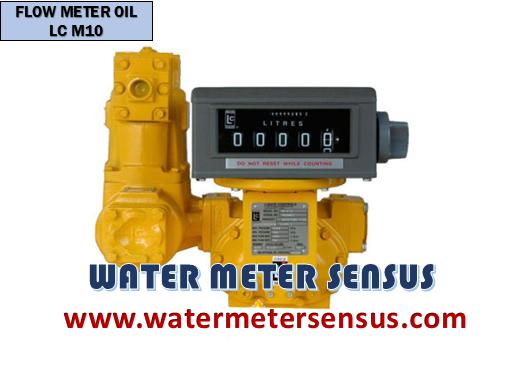 Flow meter LC M10 – Jual Flow Meter LC 2 inch M10 C 1 – Liquid Control Flow Meter