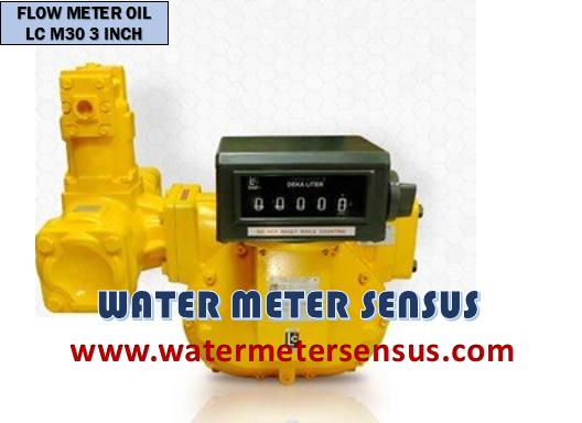 Jual Flow Meter LC M30 – Flow Meter LC 3 Inch M30 – Flow Meter Liquid Control M30 LCM30 Size 3 inch