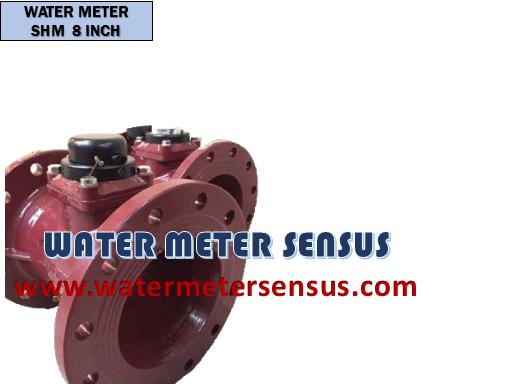 WATER METER AIR LIMBAH SHM  8 INCH (200 MM)