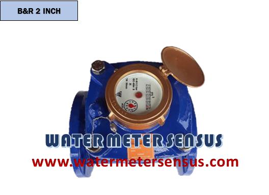Water meter Br 50mm-Jual water meter Br 2 inch – Water meter 50mm – Meteran air B&R 2 inch