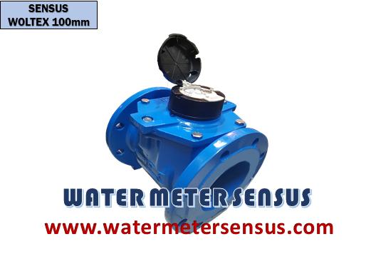 Flow meter Itron Woltex M 100mm – Jual flow meter Itron – Flow meter Itron woltex M 4″(100mm)