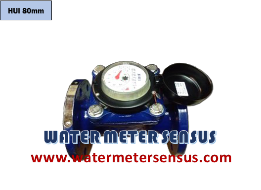 WATER METER Air Limbah HUI 3 INCH (80mm)