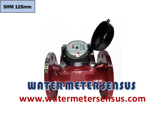 WATER METER AIR LIMBAH SHM  5 INCH (125 MM)